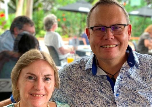 A new WEA Director for Missions and Evangelism appointed from New Zealand